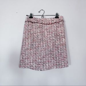 White House Black Market • tweed pencil skirt